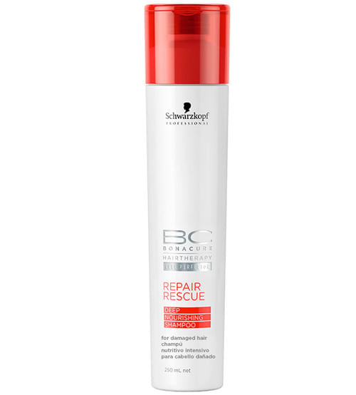 Shampoo Schwarzkopf BC Repair Rescue Deep Nourishing 250ml