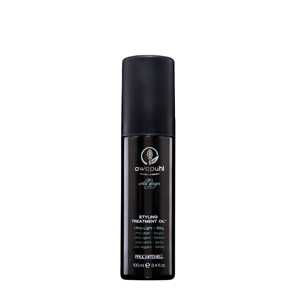 Óleo Paul Mitchell Awapuhi Wild Ginger Styling Treatment Oil 100ml