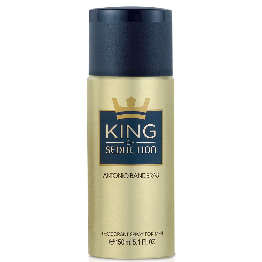 Desodorante Antonio Banderas King Of Seduction Absolute 150ml
