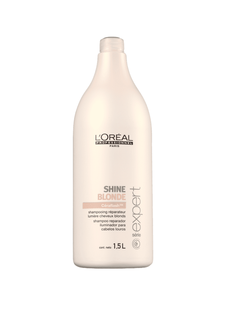 Shampoo L'Oréal Professionnel Shine Blonde 1500ml