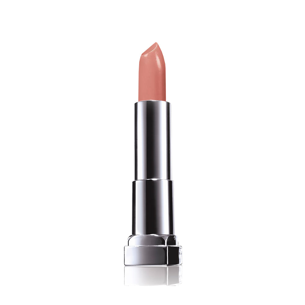 Batom Maybelline Color Sensational Matte 211 Fique Nude