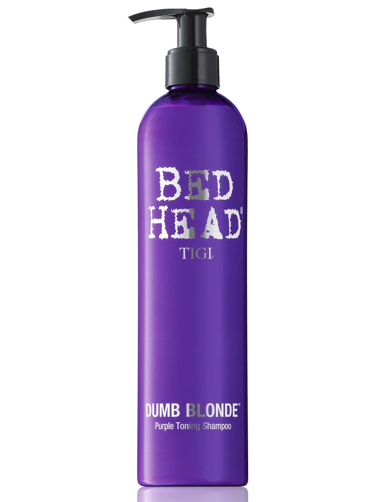 Shampoo Bed Head Dumb Blonde Purple 400ml